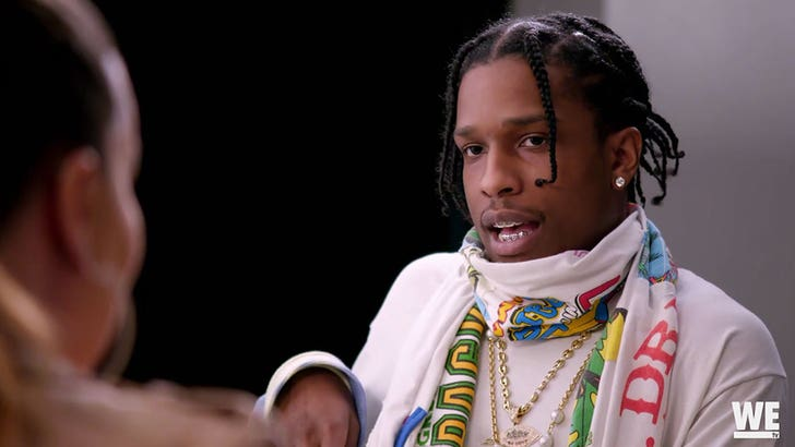 A$AP Rocky: 'I was always a sex addict'