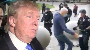 Elderly Buffalo Man Pushed by Cop Denies President Trump's Antifa Allegation