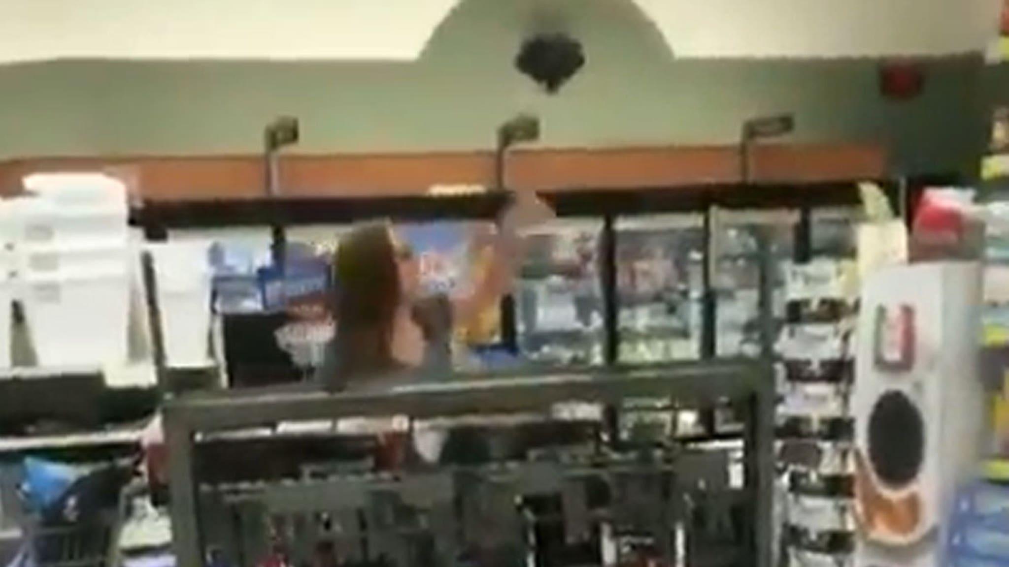 Long Island Anti-Masker Hurls Insults, Threats Against Supermarket Employee