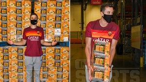 NBA's Duncan Robinson Donates 10,000 Meals In South Florida