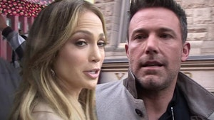 J Lo and Ben Affleck Hanging Out in Montana