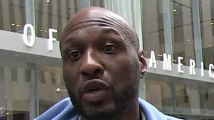 Lamar Odom Sued by Lender Over Missed Payments on Chevy Suburban
