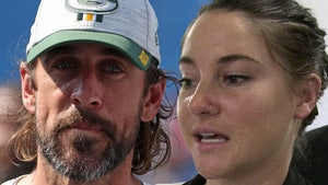 Aaron Rodgers Says Time Away From Shailene Woodley Will 'Be A Good Thing'