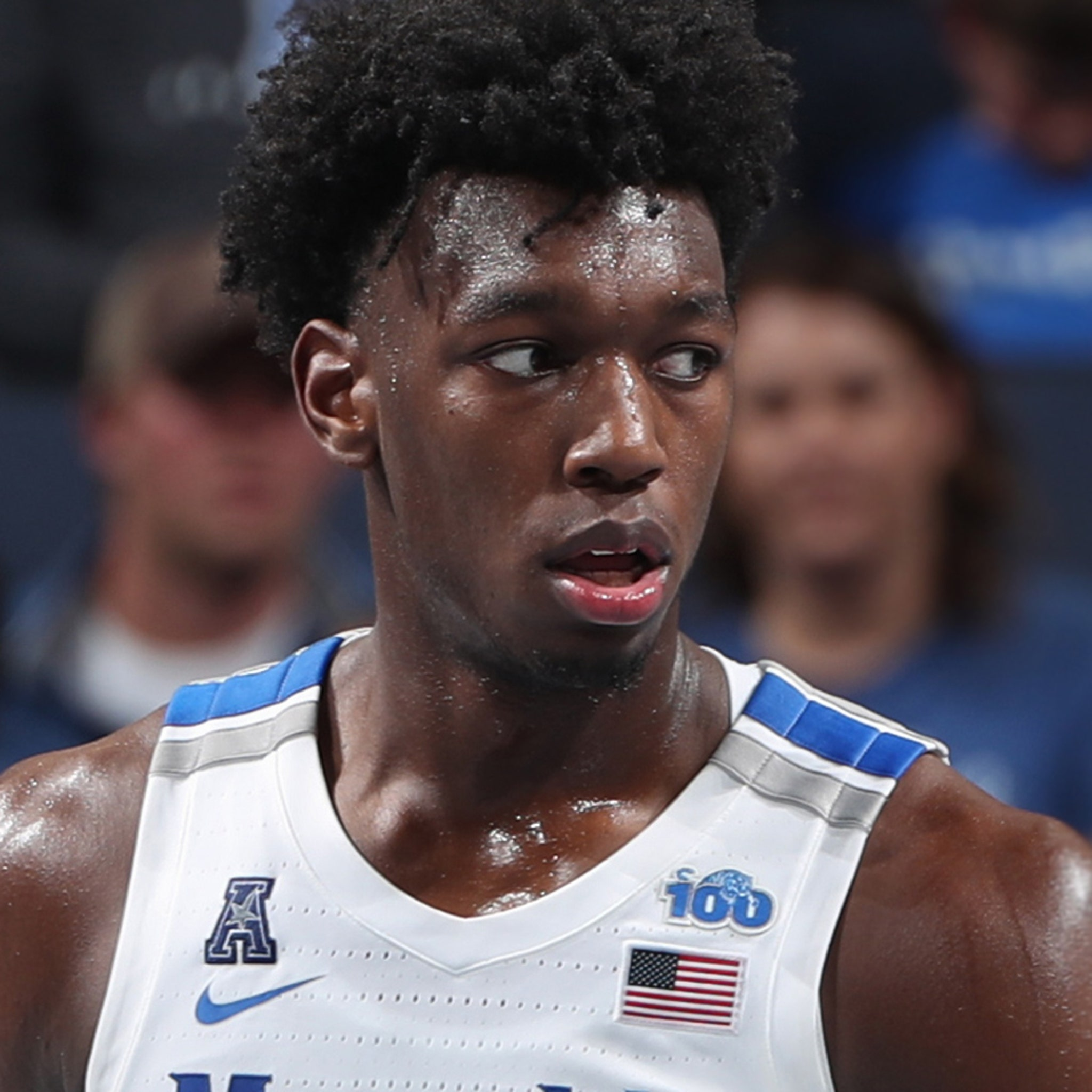 Memphis Star James Wiseman Suspended For 12 Games & Fined $11k
