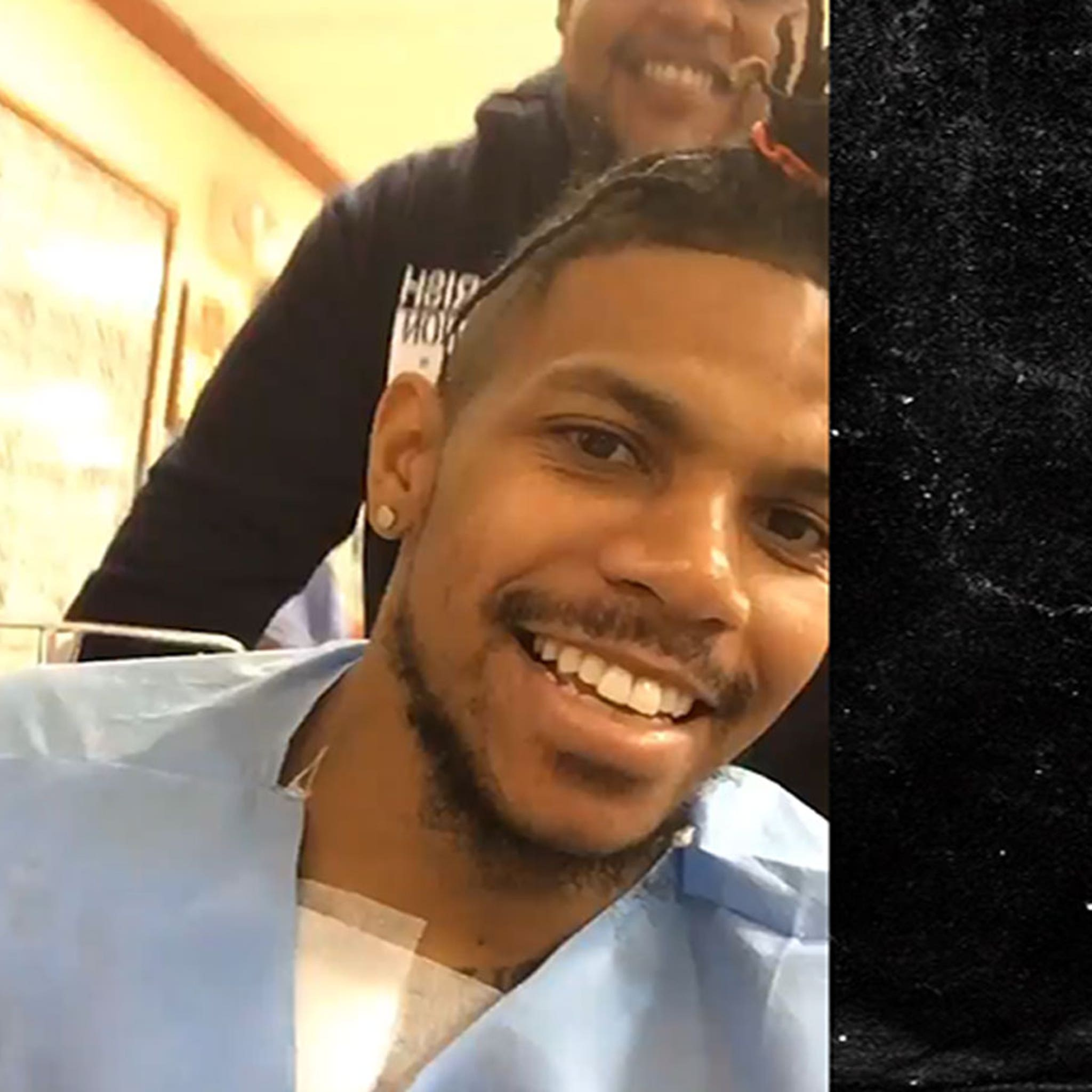 Terrelle Pryor Leaves ICU Smiling, Says He Almost Died Twice