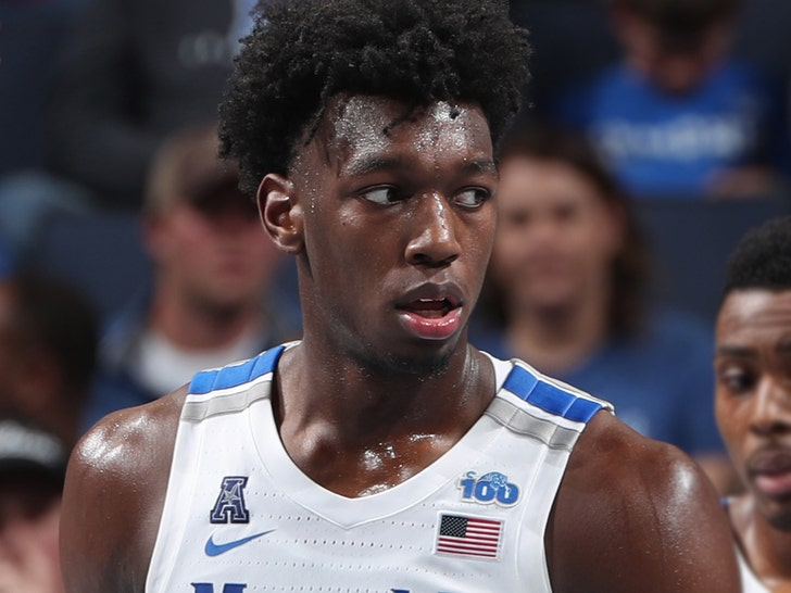 James Wiseman leaves Memphis and declares for 2020 NBA Draft