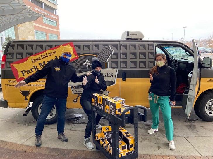 Food Trucks Feeding The Community