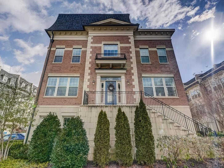 Candiace Dillard's Maryland Home -- $OLD!