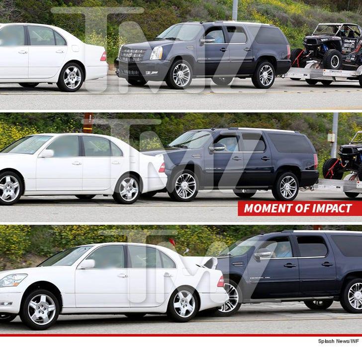 Bruce Jenner -- Smoking, NOT Texting During Fatal Crash