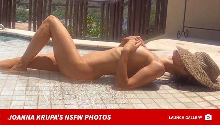 Joanna Krupa's NSFW Shots