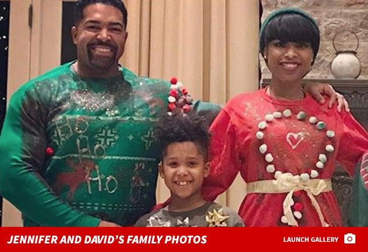 Jennifer Hudson and David Otunga's Family Photos