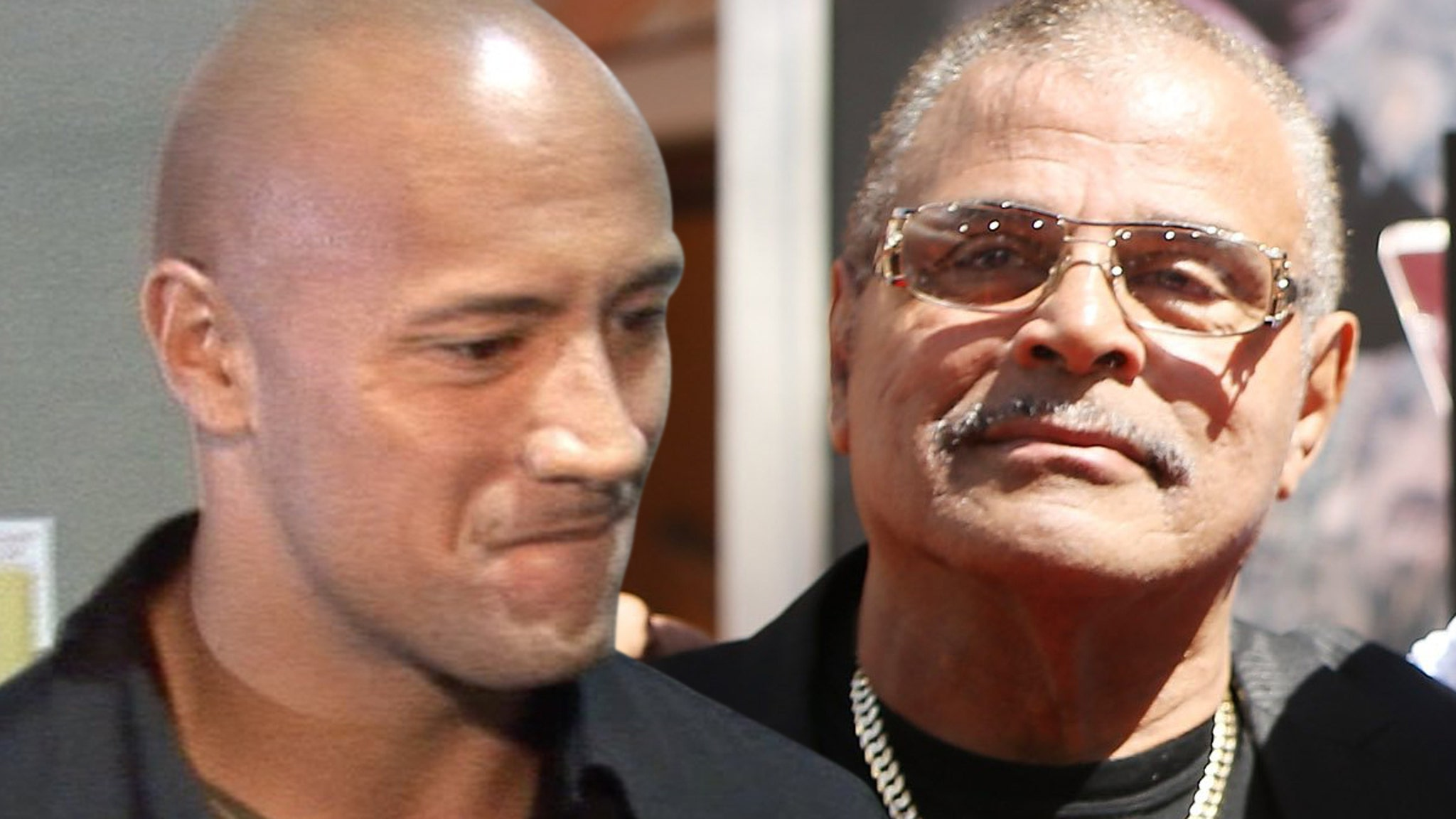 Dwayne Johnson Post Emotional Goodbye To Dad After Death, 'I'm In Pain'