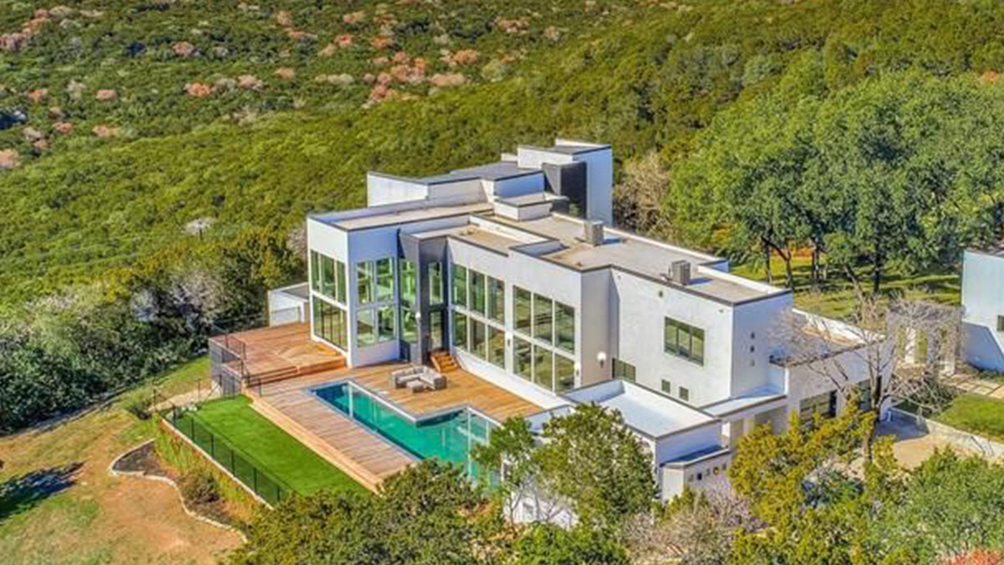 Cedric Benson's Incredible Austin House Hits Market For $4.5 Million