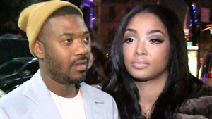 Ray J and Princess Love Still Married, But Living Separately