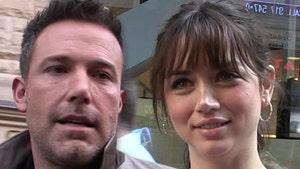 Ben Affleck Hangs with Costar & Rumored GF Ana de Armas in Cuba