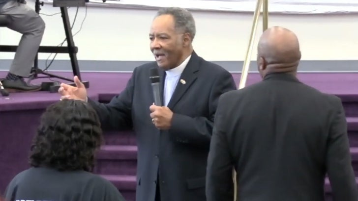 Virginia Pastor Who Held Church Service Despite Social Distancing Dies Of Coronavirus