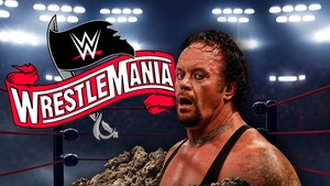 WWE Selling Dirt From Undertaker's Wrestlemania Match, 'Demand Is Strong!'