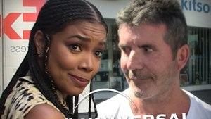 Gabrielle Union Accuses NBC Universal, Simon Cowell of Discrimination