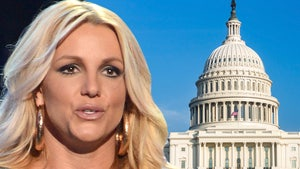 Congress Too Busy for Britney Spears Conservatorship Hearing Right Now
