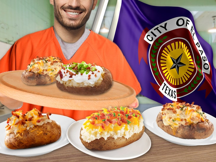 New Mexico Prisoners Hosting Baked Potato Sale for El Paso Victims