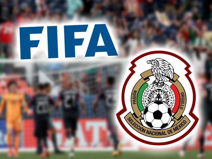 Mexico's men's national team sanctioned by FIFA