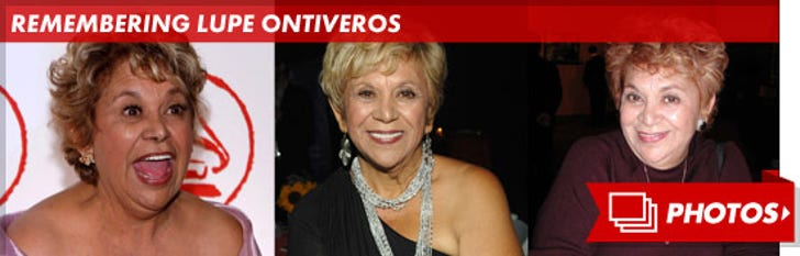 Remembering Lupe Ontiveros