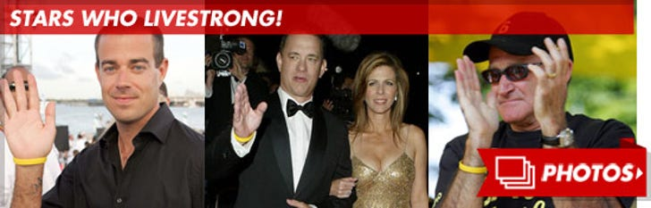 Stars Who Livestrong!