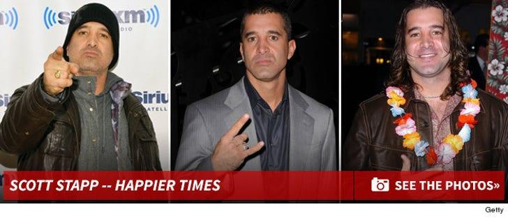 Scott Stapp -- Through The Years