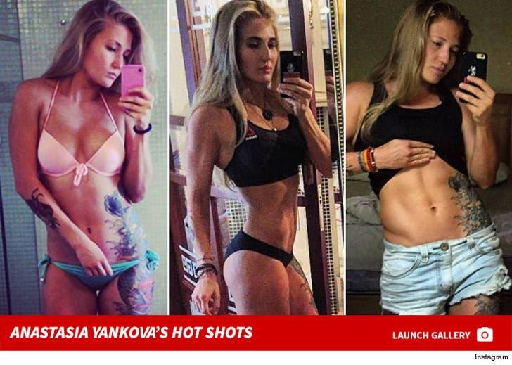 Anastasia Yankova's Hot Shots