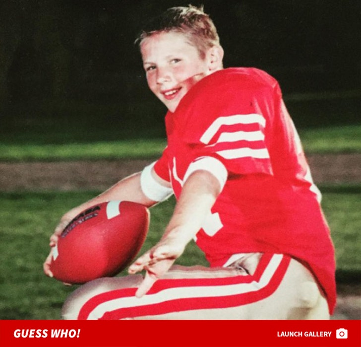 Before They Were Ballers -- Guess The NFL Athletes!