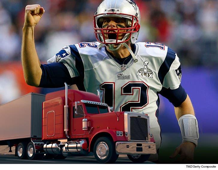 Huge Lead In Tom Brady's Missing Jersey Case