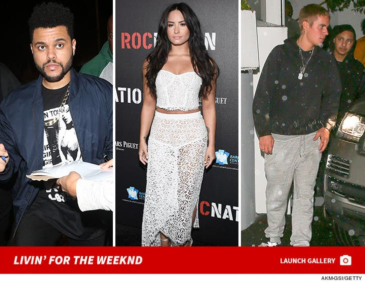 Grammy Weekend Begins