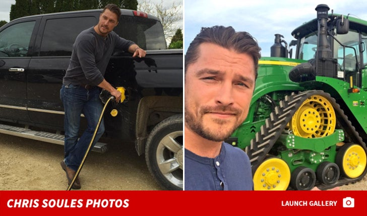 Chris Soules Photos
