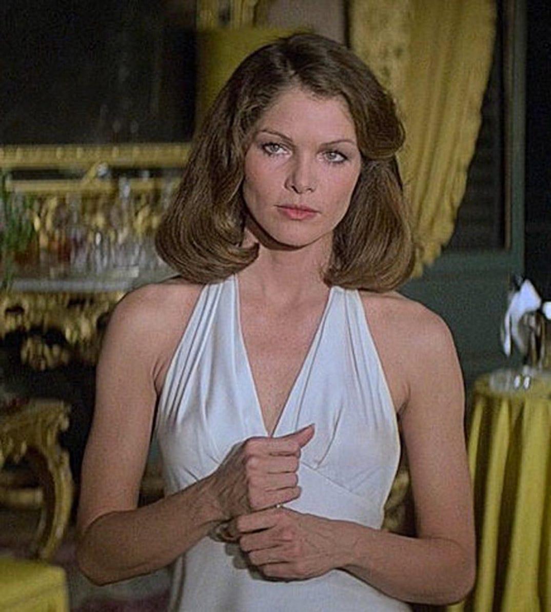 Roger Moore's 'Bond' Girls