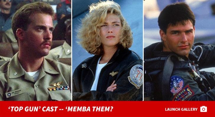 'Top Gun' Cast: 'Memba Them?