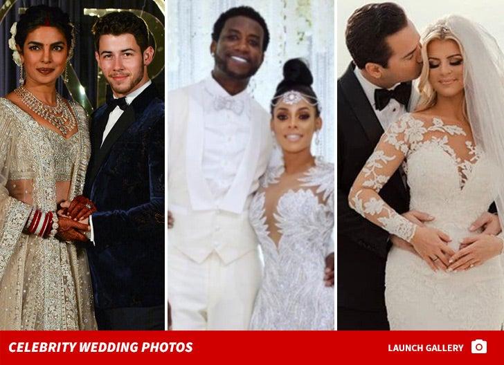 Celebrity Wedding Photos