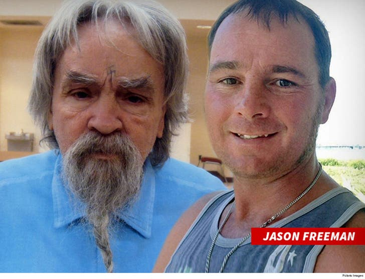Charles Manson Estate Wants DNA Test from Man Claiming to be