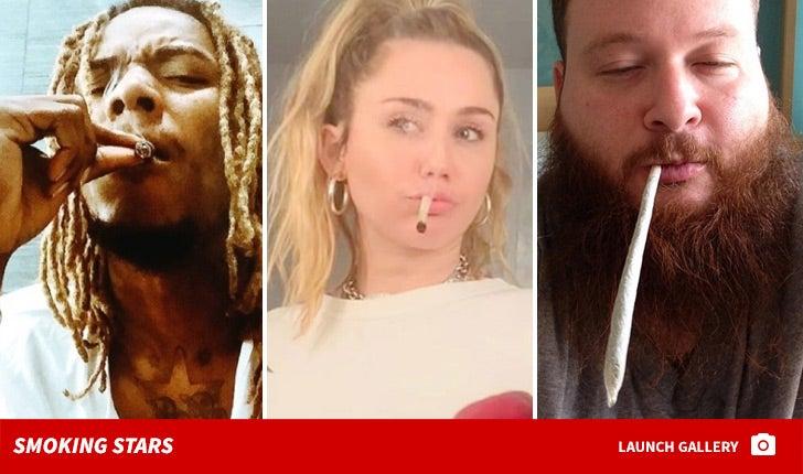 Smoking Stars