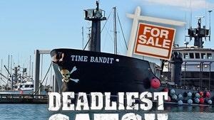 'Deadliest Catch' Vessel Time Bandit for Sale at $2.88 Mil