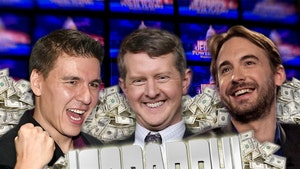 'Jeopardy!' G.O.A.T. Contestants Have Used Their Money Very Differently