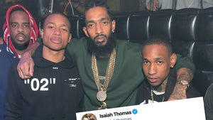 Russell Westbrook, Kyrie Irving Pay Tribute to Nipsey Hussle 1 Year After Death