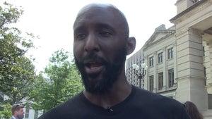 Hawks Coach Lloyd Pierce Marches In Atlanta, 'We Have A Systemic Problem'