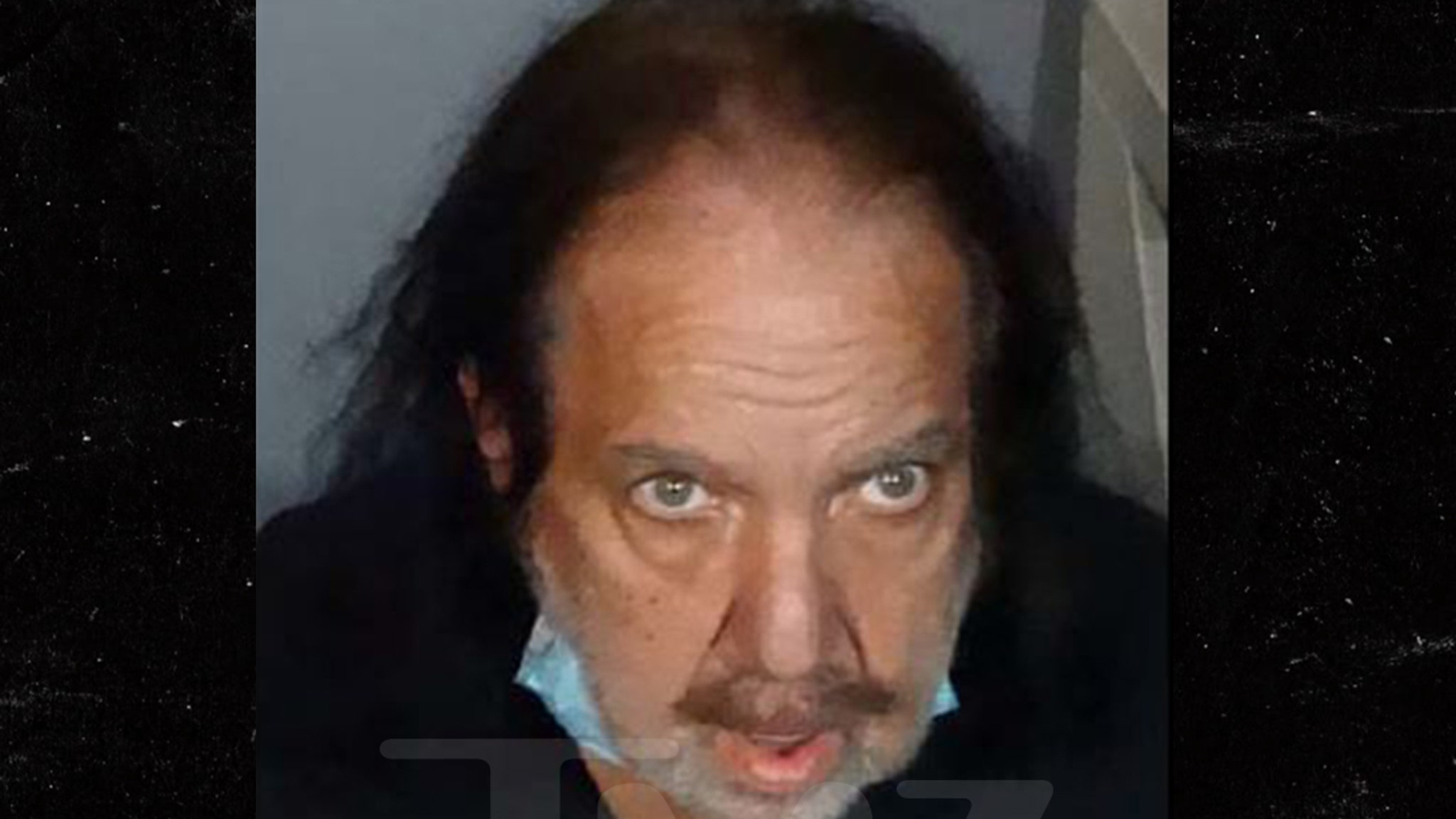 Ron Jeremy Mug Shot Released After Sexual Assault Charges