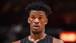 NBA's Jimmy Butler Gets Security Complaint For Dribbling In Bubble Hotel Room