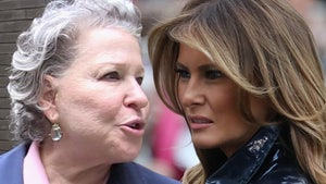 Bette Midler Goes After Melania Trump, Calls Her 'Illegal Alien' with Bad English