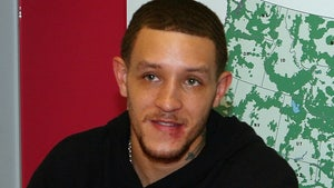 Delonte West Lands Job With Rehab Facility In Florida