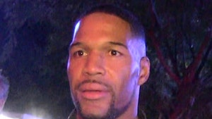 Michael Strahan Tests Positive for COVID-19