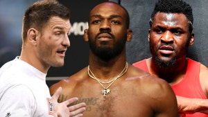 Jon Jones to Fight Winner of Stipe Miocic vs. Francis Ngannou, Dana White Says