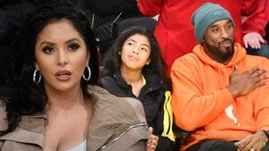 Kobe Bryant's Family Wants 'Mamba and Mambacita' Trademark for Clothing, Shoes