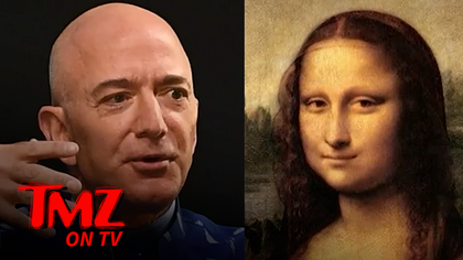 Thousands Sign Petition For Jeff Bezos To Buy & Eat The Mona Lisa   TMZ TV.jpg